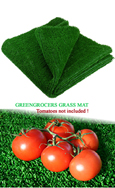 Artificial Grass Matting 4ft X 3ft as used for Greengrocers & Market Stall Display